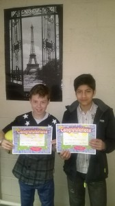 Winners of 1st year French football