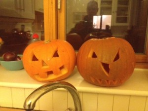 Carved Pumpkins