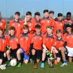 U16 Gaelic Football Team