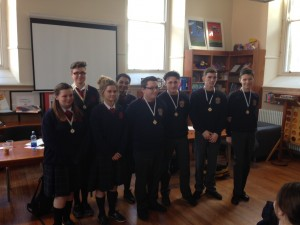 The Debating Teams