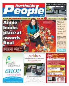 Front Page - Northside People (A Brady)