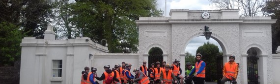 TY Tour of the Phoenix Park