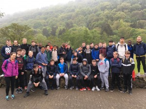 2nd Year Glendalough Trip